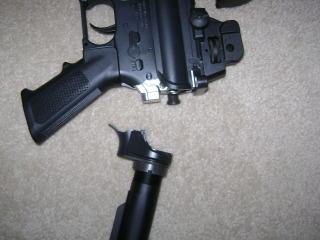 .22 Caliber AR?-coltumarex22broke003.jpg