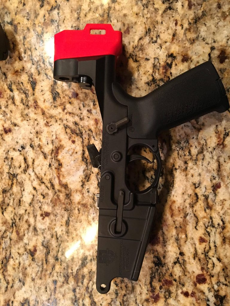 New Bushmaster Acr Stock Adapters For The Xcr