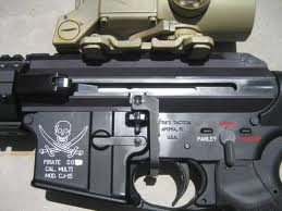 Side Charging AR upper