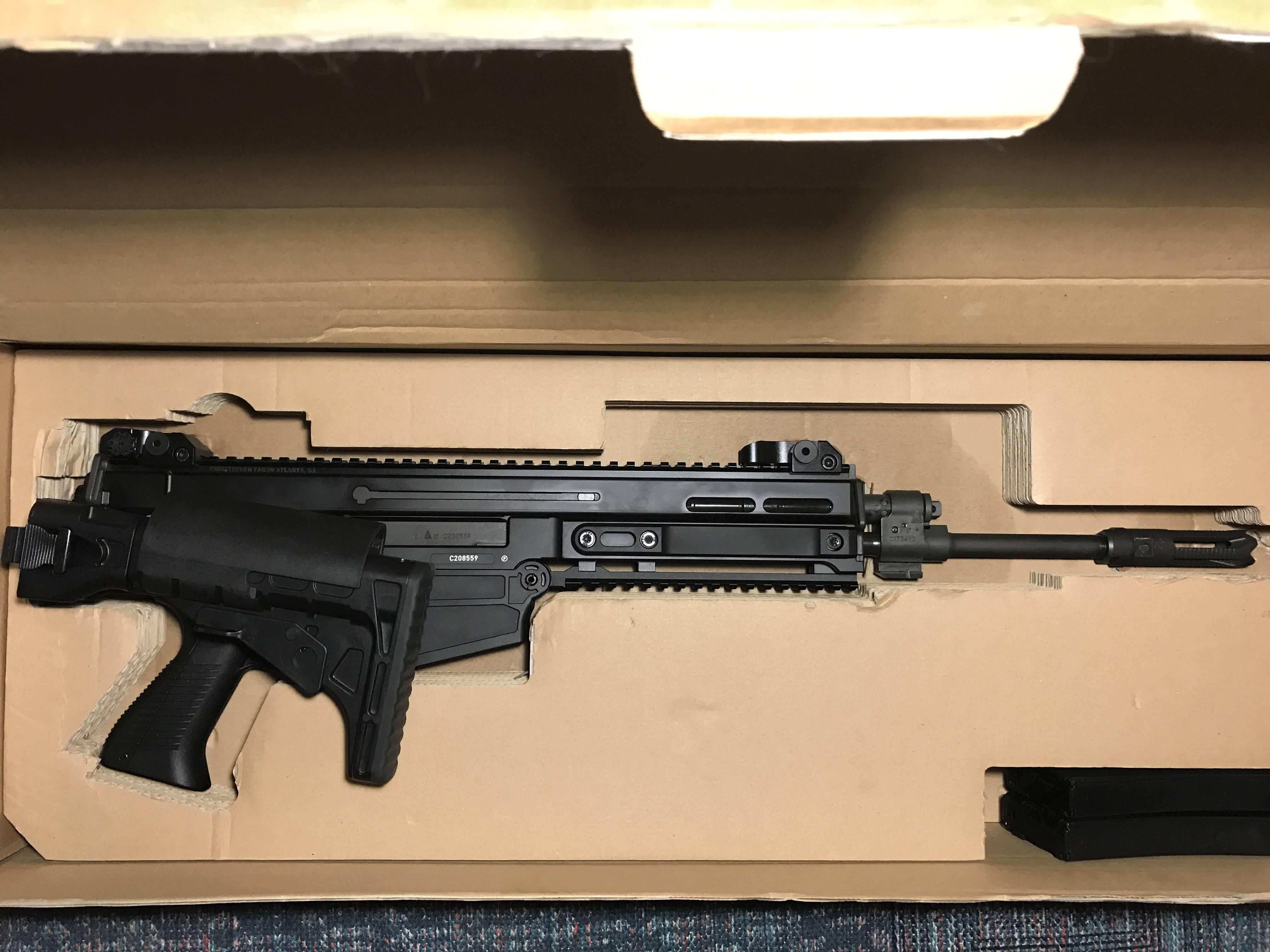 WTT CZ Bren 805 S1 Carbine