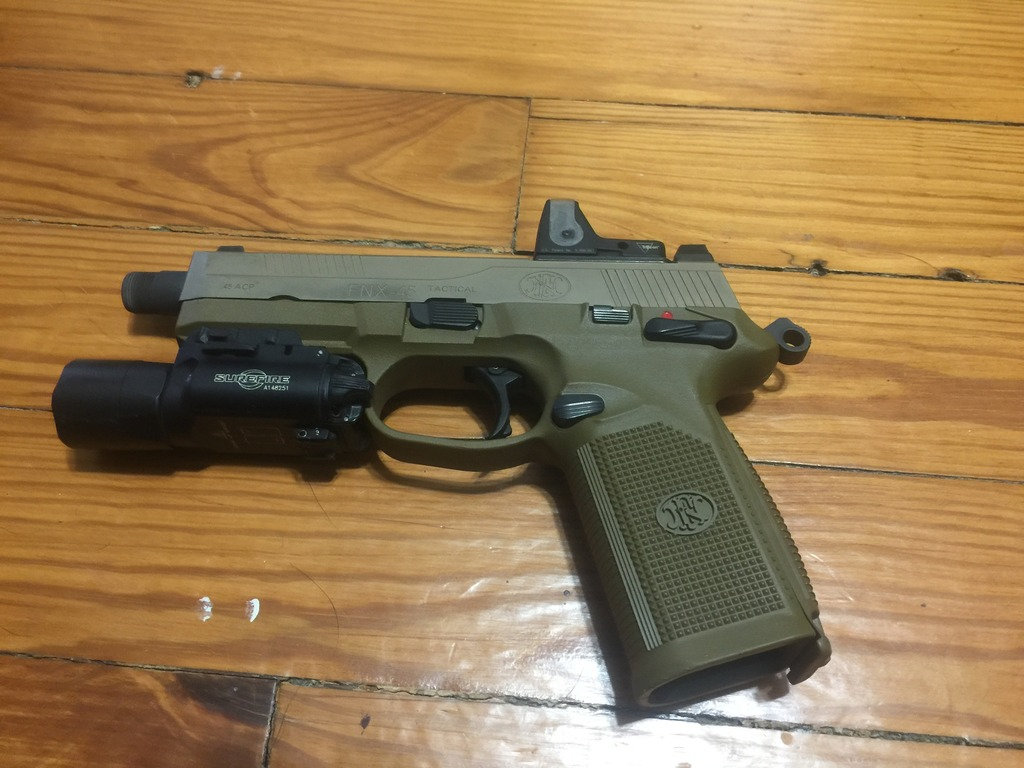 FN FNX-45 Tactical FDE w/ ammo, light, holster, and RMR!!!-img_2931_zpsebu4g9eq.jpg