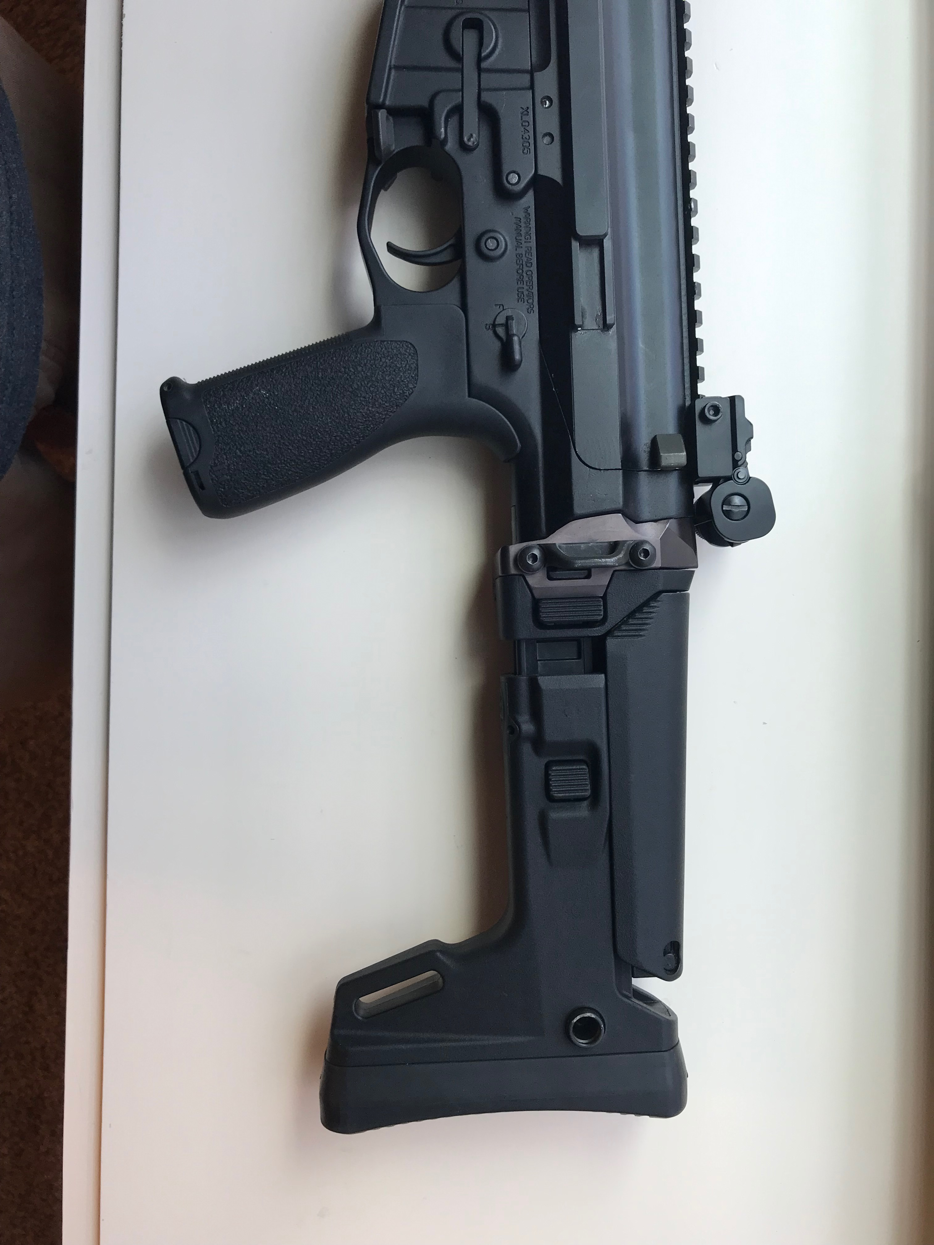 WTS: XCR-L 300. BLK w/ 5.56 conversion and ACR stock-img_7928.jpg