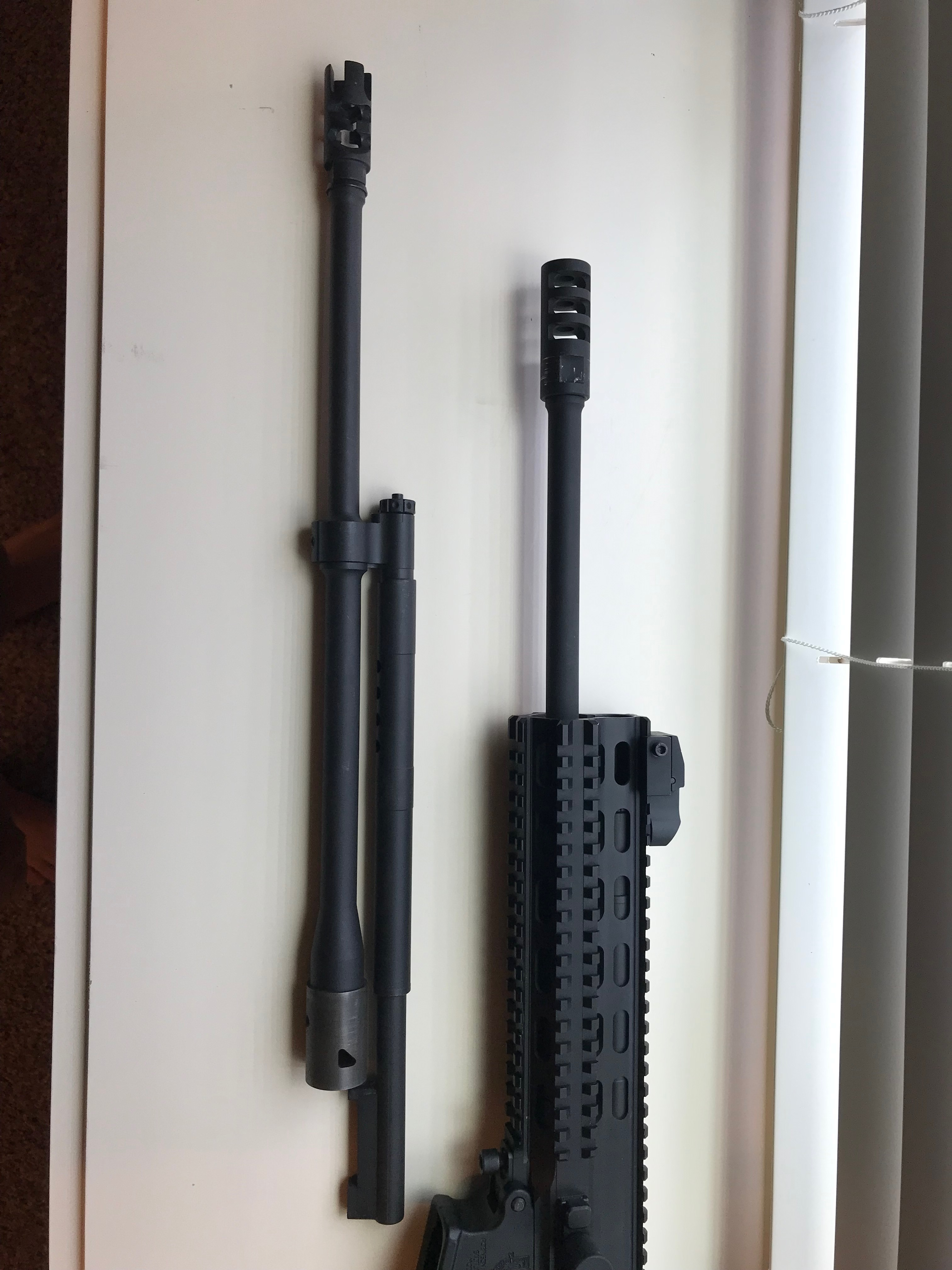 WTS: XCR-L 300. BLK w/ 5.56 conversion and ACR stock-img_7932.jpg