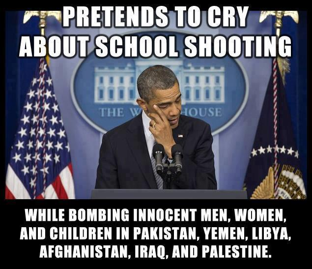 CT elementary school massacre-scumbagobama1.jpg