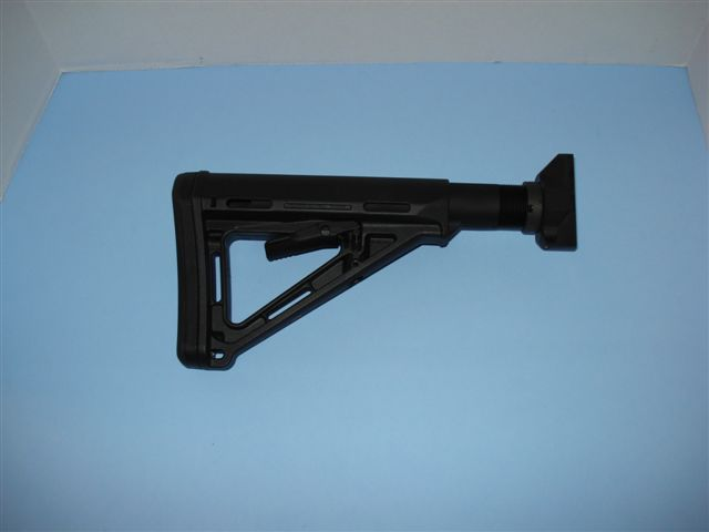 WTS-M4 Stock adaptor with buffer tube & Magpul MOE stock.(SOLD)-xxr-stock.jpg